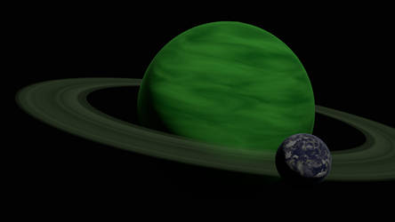 Laythe and Jool KSP by KOTE2281337