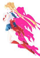 Sailor Moon by soraname