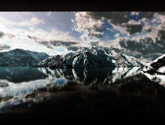 Alpine Waters by adit