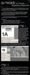 Asteroids in TG2: Tutorial by adit