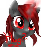 Darkei wants a hug! by Darkrai-and-Co200