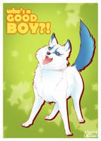 :: Libradox - Who's a Good Boy?! :: by Vienix