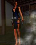 Tomb Raider Legend - Tokyo by Jill-Valentine666