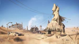 Desert Hope by Seven-teenth