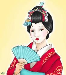 Geisha by CrZyTuRtLeThEiF