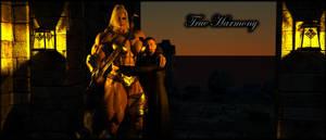 Rycca Defending Devan by Tigersan