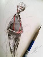 FigureSketch by nickbleb