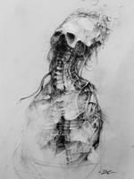 Figure-skull by nickbleb