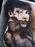 A girl's Dream by nickbleb