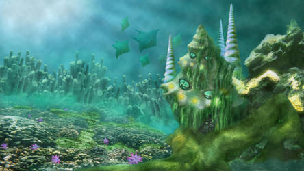 sea home by Gnupy