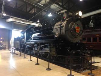 Pennsylvania Railroad 460 by maxm2317