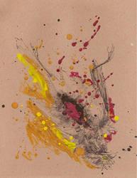 Dead Bird by lantix