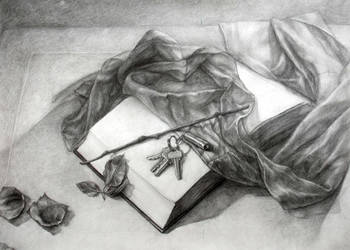 Roses and poetry by lantix