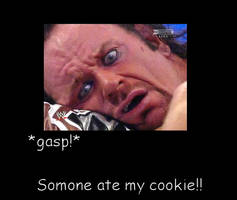 Undertaker Gasp by BluecheetahX3