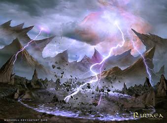 Stormquake - Rudaea by Whendell