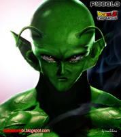 Piccolo real by mataleoneRJ