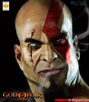 Kratos Real by mataleoneRJ