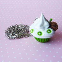 kiwi cupcake by lemon-lovely