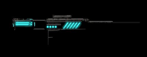 Sci-fi Gun by reindertgroth