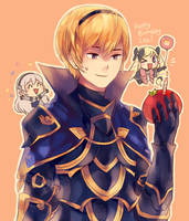Tomato Prince by anocurry