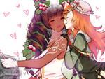 Surprise kissu by Ichirozu