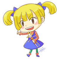 Comm_Rugrats' Angelica Pickles by karrarin