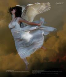Angel Dancing by bobbybarredo