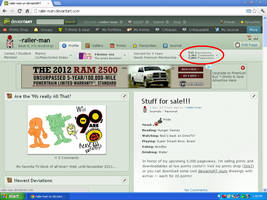 5000 Pageviews! by DoctorManny