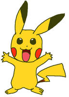 Dr. Manny's Database: Pikachu by mannysmyname