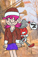 Christmas Buddies by mannysmyname