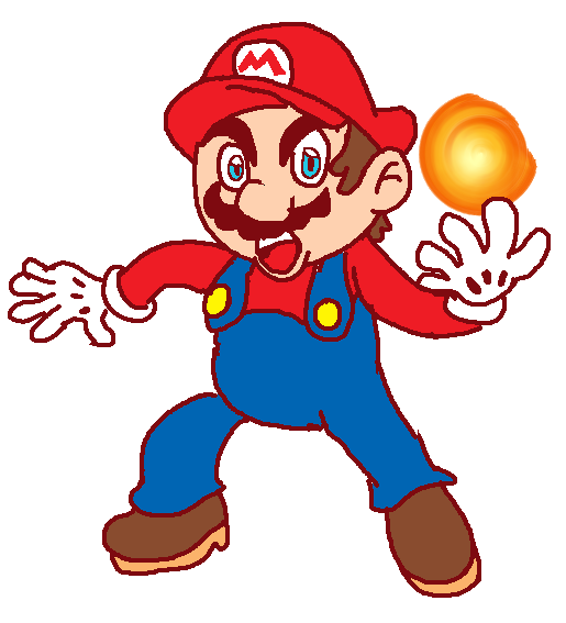 Dr. Manny's Database: Mario by mannysmyname