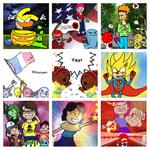 Art VS Artist by mannysmyname