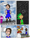 Henry the Mole: Prologue, page 2 by mannysmyname
