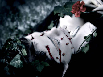Nature Bleeds by KatiBear