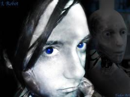 I , Robot by Eternalinpeace