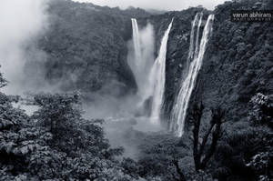Jog Falls by varunabhiram