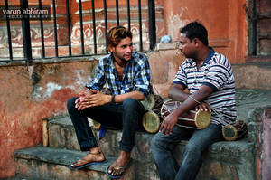 Drum Sellers by varunabhiram