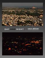 Day and Night by varunabhiram