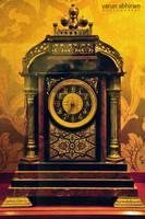 Vintage Clock by varunabhiram