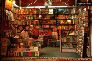 Book Store by varunabhiram