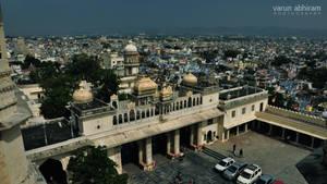 Udaipur City by varunabhiram