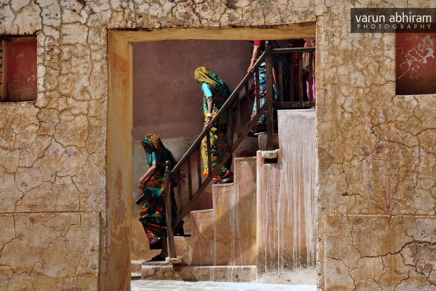 Steps by varunabhiram