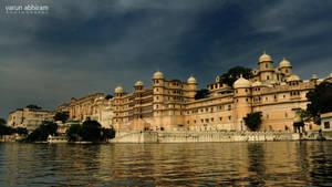 City by the Lake by varunabhiram