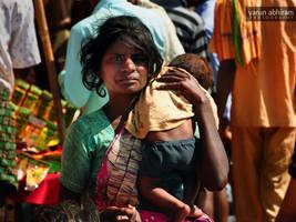 Mother and Child by varunabhiram