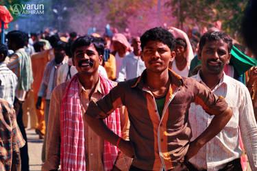Colours of the Street by varunabhiram