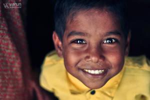Orphan Child by varunabhiram