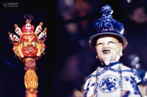 Chinese Doll 2 by varunabhiram