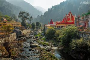Kaichi Dham by varunabhiram
