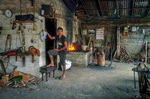 Blacksmith by varunabhiram