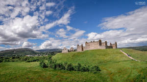 Ruthven Barracks by varunabhiram